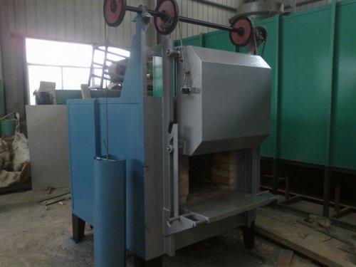中温xiang式电阻炉