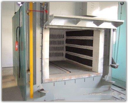 低温xiang式电阻炉
