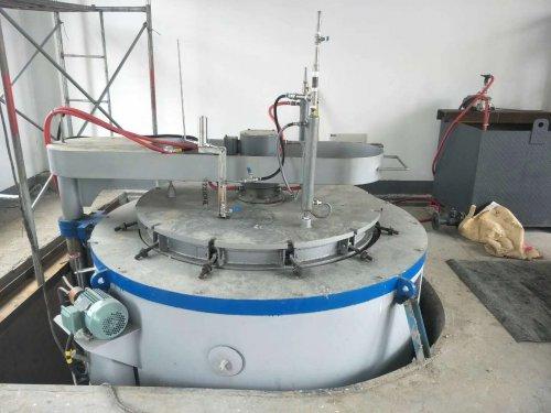 井式气体氮hua炉